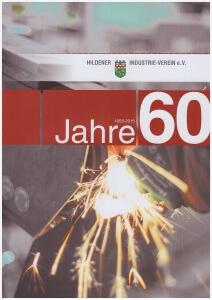 Festschrift zum 60-jährigen Bestehen des Hildener Industrie-Vereins.
