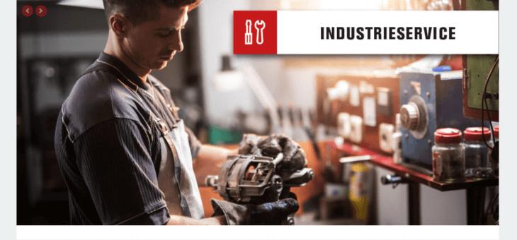 Projektbeispiel: Pauli Industrieservice setzt bei Relaunch auf icksmedia