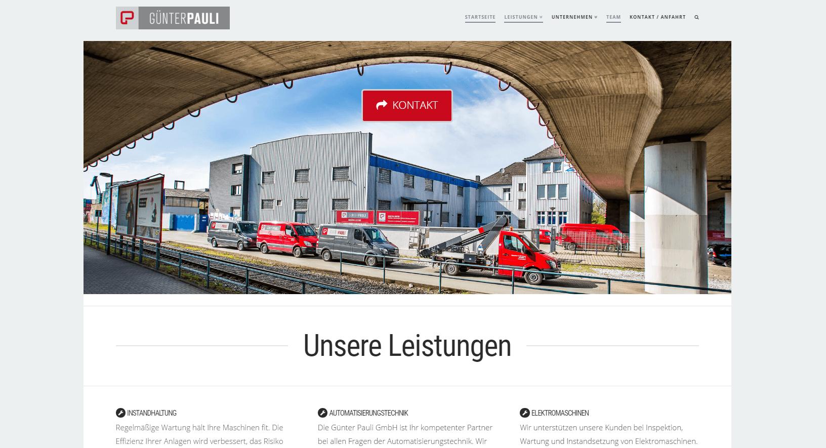 Pauli Industrieservice
