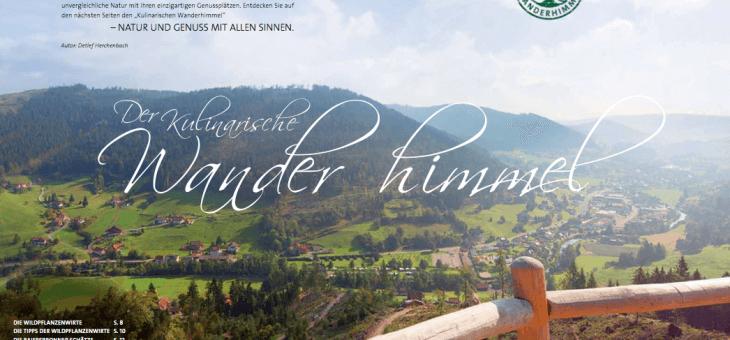 Projekt-Beispiel: Baiersbronn Touristik engagiert Detlef Herchenbach als Texter für das Urlaubsmagazin 2016