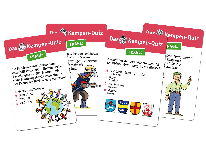 KK-Quiz Kartenblatt